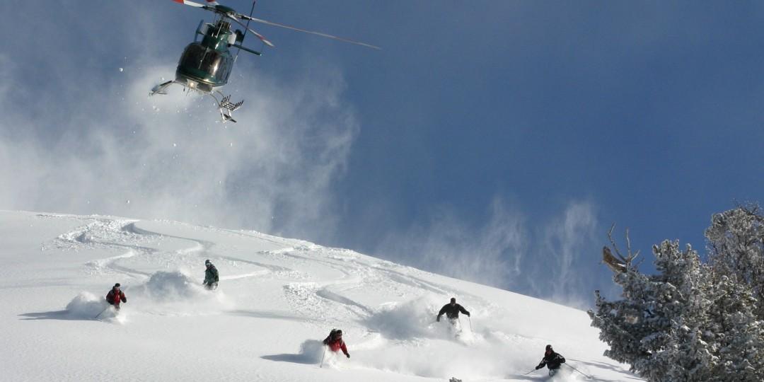 Что такое хели-ски