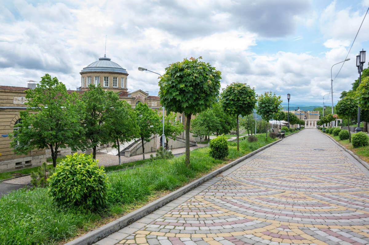 санаторий курорта Пятигорск