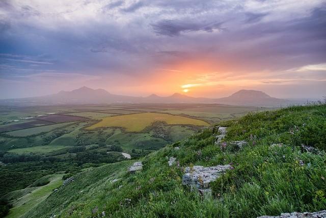 горная территория Ставропольского края