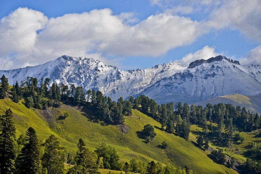 отдых в горах   кчр